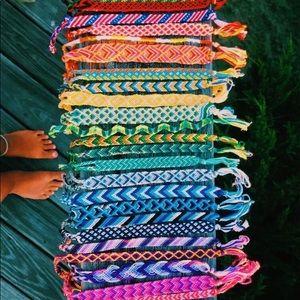 VSCO friendship bracelets!!!